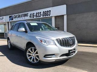 Used 2015 Buick Enclave Premium-Navi-sunroof-Leather for sale in Toronto, ON