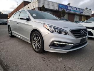 Used 2016 Hyundai Sonata 2.0T Sport Ultimate w/Colour Pack for sale in Brampton, ON