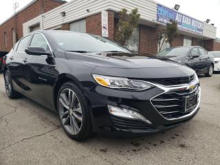 Used 2020 Chevrolet Malibu Premier for sale in Brampton, ON
