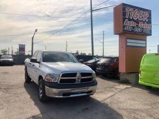 Used 2011 RAM 1500 ST**4X4**208 KMS**QUAD CAB**AS IS SPECIAL for sale in London, ON