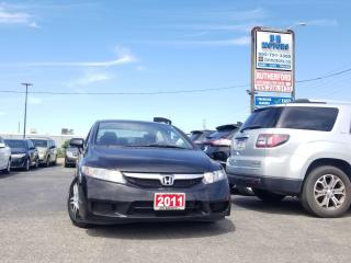 Used 2011 Honda Civic SE AUTO SUNROOF CLEAN CARFAX for sale in Brampton, ON