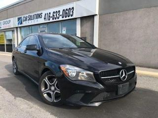 Used 2014 Mercedes-Benz CLA-Class CLA 250 for sale in Toronto, ON