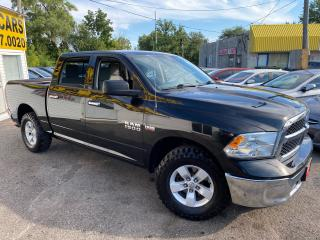 Used 2015 RAM 1500 SLT/4x4/QUADCAP/ALLOYS/POWERGROUP/CLEAN for sale in Scarborough, ON