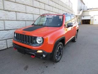 Used 2016 Jeep Renegade Trailhawk for sale in Fredericton, NB