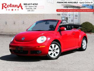 Used 2008 Volkswagen New Beetle LOW KMS_CERTIFIED for sale in Oakville, ON