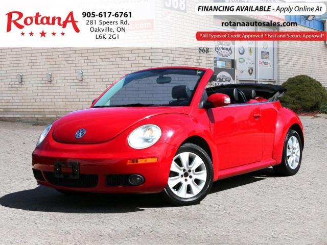 2008 Volkswagen New Beetle LOW KMS_CERTIFIED