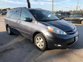 Used 2006 Toyota Sienna CE, NEW TIRES, 3 YR WARRANTY, CERTIFIED for sale in Woodbridge, ON