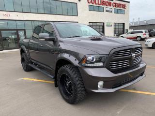 Used 2017 RAM 1500 SPORT for sale in Saskatoon, SK