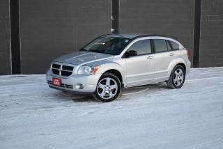 Used 2009 Dodge Caliber SXT for sale in Winnipeg, MB