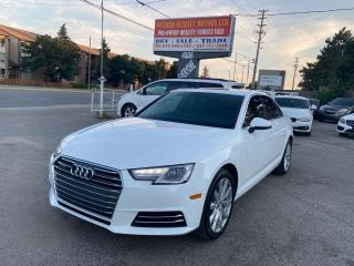 Used 2017 Audi A4 Komfort for sale in Toronto, ON