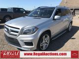 Photo of Silver 2013 Mercedes-Benz GL350