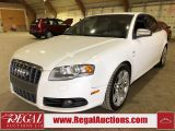 Photo of White 2008 Audi S4