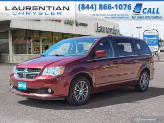 Used 2016 Dodge Grand Caravan SXT Premium Plus for sale in Sudbury, ON