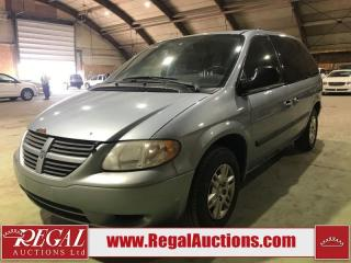 Used 2006 Dodge Caravan 4D Wagon for sale in Calgary, AB