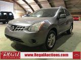 Photo of Grey 2012 Nissan Rogue