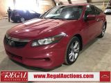 Photo of Red 2012 Honda ACCORD EX-L 2D COUPE