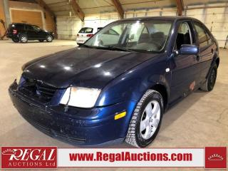 Used 2003 Volkswagen Jetta GLS 4D Sedan for sale in Calgary, AB