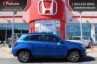 Used 2018 Mitsubishi RVR CERTIFIED -4WD- CLEAN CARPROOF for sale in Sudbury, ON