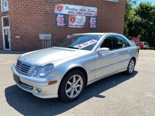 Used 2007 Mercedes-Benz C280 3.0L AVANTGARDE/4MATIC/AWD/CERTIFIED for sale in Cambridge, ON