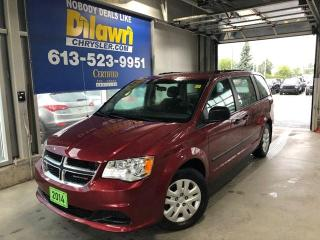 Used 2014 Dodge Grand Caravan | Canada Value Package for sale in Nepean, ON
