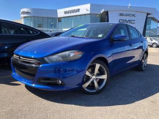Used 2013 Dodge Dart R/T FWD | Alpine Audio | Touchscreen Nav | Sunroof for sale in Winnipeg, MB
