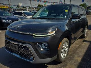 Used 2020 Kia Soul for sale in London, ON