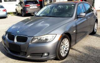 Used 2009 BMW 323i 323i for sale in St. Catharines, ON