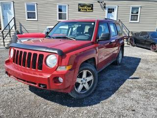 Used 2010 Jeep Patriot Sport 4WD for sale in Stittsville, ON