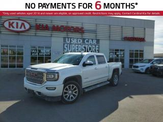 Used 2017 GMC Sierra 1500 Denali, 4X4, NAV, Sunroof, Leather, Lane Keep Assi for sale in Niagara Falls, ON