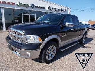 Used 2017 RAM 1500 Laramie for sale in Arnprior, ON