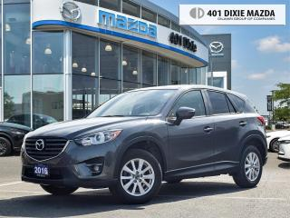 Used 2016 Mazda CX-5 GS |NO ACCIDENTS|1.99% FINANCING AVAILABLE for sale in Mississauga, ON