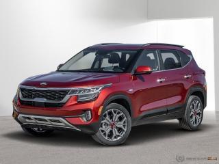 New 2021 Kia Seltos SX TURBO AWD for sale in Kitchener, ON