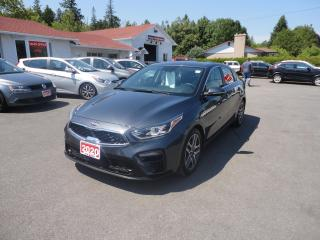 Used 2020 Kia Forte EX+ w/ Sunroof for sale in Ottawa, ON