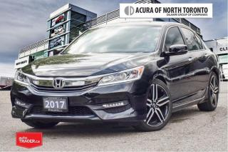 Used 2017 Honda Accord Sedan L4 Sport CVT No Accident| Remote Start| Appl for sale in Thornhill, ON