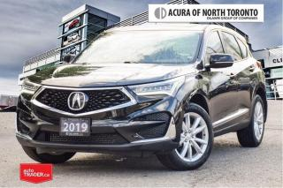 Used 2019 Acura RDX Tech at No Accident| Remote Start| Blind Spot for sale in Thornhill, ON