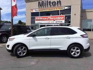 Used 2017 Ford Edge SE for sale in Milton, ON