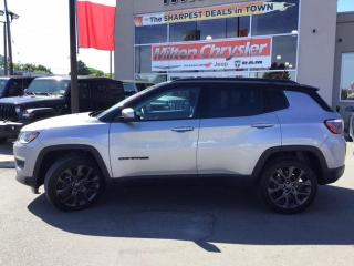Used 2019 Jeep Compass HIGH ALTITUDE 4X4|LEATHER|NAVIGATION|SAFETY TECH for sale in Milton, ON