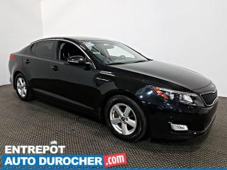 Used 2015 Kia Optima LX AIR CLIMATISÉ - Sièges Chauffants for sale in Laval, QC