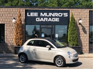 Used 2015 Fiat 500 C Pop for sale in Paris, ON