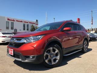 Used 2018 Honda CR-V EX - Sunroof - Lane Watch - R. Camera - Side Bars for sale in Mississauga, ON
