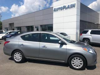 Used 2014 Nissan Versa SV *AUTO *BERLINE *A/C *GR-ELECTRIQUE *CRUISE for sale in Saint-Hubert, QC