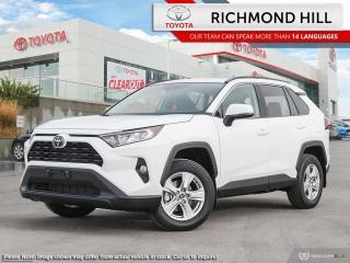 New 2020 Toyota RAV4 RAV4 AWD XLE for sale in Richmond Hill, ON