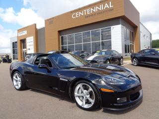 Used 2010 Chevrolet Corvette Grand Sport for sale in Charlottetown, PE
