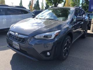 New 2021 Subaru XV Crosstrek for sale in Port Coquitlam, BC