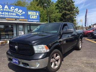 Used 2014 RAM 1500 SLT for sale in Oshwa, ON