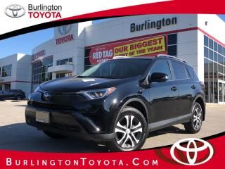 Used 2017 Toyota RAV4 LE for sale in Burlington, ON