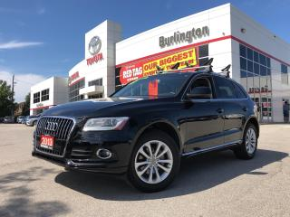 Used 2013 Audi Q5 2.0L Premium Plus for sale in Burlington, ON