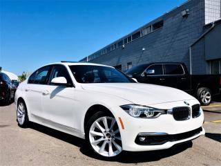 Used 2017 BMW 3 Series 330i XDRIVE|SUNROOF|REAR VIEW|HEATED MEMORY SEATS|NAVIGATION for sale in Brampton, ON