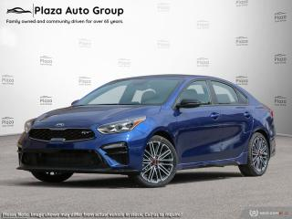 New 2021 Kia Forte GT for sale in Richmond Hill, ON