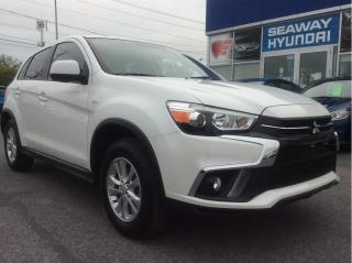 Used 2019 Mitsubishi RVR SE AWC - Bluetooth - $500 Prepaid Visa for sale in Cornwall, ON